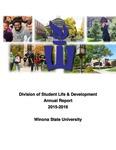 Annual Report 2015-2016: Student Life & Development