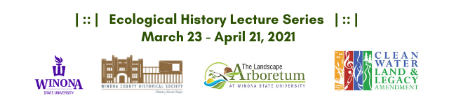 Ecological History Lecture Series