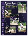 WSU Warrior Baseball Program 2007 by Winona State University