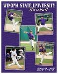 WSU Warrior Baseball Program 2008 by Winona State University