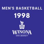 Winona State University vs. University of Wisconsin-Parkside Men's Basketball Game 1998