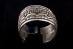 Navajo Stamped Bracelet