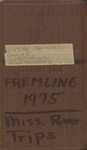 Fremling and Nagahashi Field Notes 1966-1977