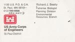 LCMR correspondence, 1989-1990