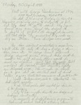 Dredging Lake Winona Heckman notes
