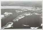 Mississippi River aerial photographs