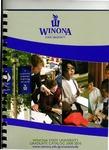 Graduate Catalog 2008-2010 by Winona State University