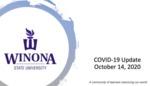 COVID-19 Update: October 14, 2020