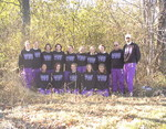 WSU Women's Cross Country Team Picture 1999 by Winona State University