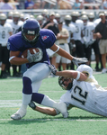 WSU Warrior Football Action Photograph 2005 by Winona State University