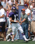 WSU Warrior Football Action Photograph2005 by Winona State University
