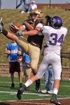 WSU Warrior Football Action Photograph 200 by Andrew Nyhus and Winona State University