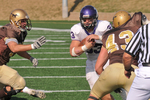 WSU Warrior Football Action Photograph 207 by Andrew Nyhus and Winona State University