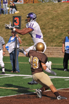 WSU Warrior Football Action Photograph 211 by Andrew Nyhus and Winona State University