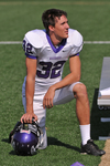 WSU Warrior Football Action Photograph 214 by Andrew Nyhus and Winona State University