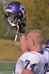 WSU Warrior Football Action Photograph 216 by Andrew Nyhus and Winona State University