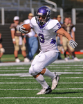 WSU Warrior Football Action Photograph 233 by Andrew Nyhus and Winona State University