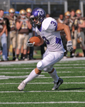 WSU Warrior Football Action Photograph 236 by Andrew Nyhus and Winona State University