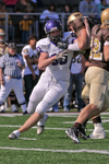 WSU Warrior Football Action Photograph 240 by Andrew Nyhus and Winona State University