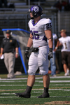 WSU Warrior Football Action Photograph 242 by Andrew Nyhus and Winona State University
