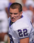WSU Warrior Football Action Photograph 245 by Andrew Nyhus and Winona State University