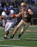 WSU Warrior Football Action Photograph 246 by Andrew Nyhus and Winona State University