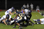 WSU Warrior Football Action Photograph 2009 by Winona State University and Andrew Nyhus
