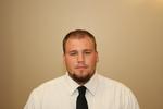 WSU Warrior Football Player - Jason Enos - Portrait 2009 by Winona State University