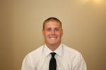 WSU Warrior Football Player - Jim Montgomery - Portrait 2009 by Winona State University