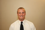 WSU Warrior Football Player - Joe Ellestad - Portrait 2009 by Winona State University