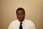 WSU Warrior Football Player - Chi Chi Ojika - Portrait 2009 by Winona State University