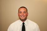 WSU Warrior Football Player - Troawy Rolli - Portrait 2009 by Winona State University