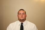 WSU Warrior Football Player - Matt Mason - Portrait 2009 by Winona State University