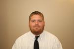 WSU Warrior Football Player - Jered Smiley - Portrait 2009 by Winona State University