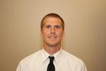 WSU Warrior Football Player - Drew Alexander - Portrait 2009 by Winona State University