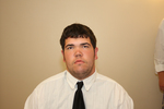 WSU Warrior Football Player - Casey Clark - Portrait 2009 by Winona State University