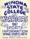 Sports Information Spring Sports Facts: Football Program by Winona State University