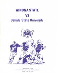 Winona State vs. Bemidji State: Football Program by Winona State University