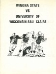 Winona State vs. University of Wisconsin-Eau Claire: Football Program by Winona State University