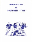 Winona State vs. Southwest State: Football Program