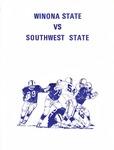 Winona State vs. Southwest State: Football Program by Winona State University