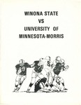 Winona State vs. University of Minnesota-Morris: Football Program by Winona State University