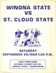 Winona State vs. St. Cloud State: Football Program by Winona State University