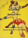 Winona State vs Michigan Tech: Football Program