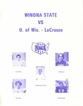 Winona State vs. U of Wis - Lacrosse: Football Program by Winona State University