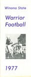 Winona State Warrior Football 1976 Results and 1977 Schedule: Football Program by Winona State University
