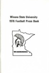 Winona State University 1976 Football Press Book: Football Program by Winona State University