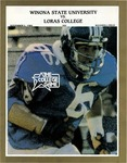 Winona State University vs. Loras College: Football Program by Winona State University