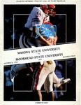 Winona State University vs. Moorhead State University - Charter Member Athletic Hall of Fame: Football Program by Winona State University