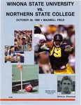 Winona State University vs. Northern State College: Football Program